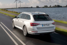 Skoda Superb Combi iV Plug-in: Leasing, Preis