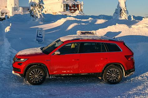 Skoda Kodiaq: 100.000-Kilometer-Dauertest - autobild.de