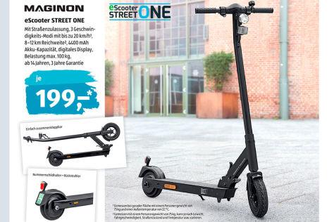 Aldi E-Scooter wieder da – noch billiger! - autobild.de