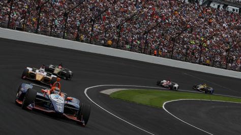 IndyCar: neue Regeln