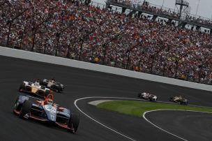 45 PS mehr f�r das Indy 500!