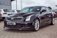 Cadillac ATS-V (2017): 3.6, technische Daten, M3, Limousine