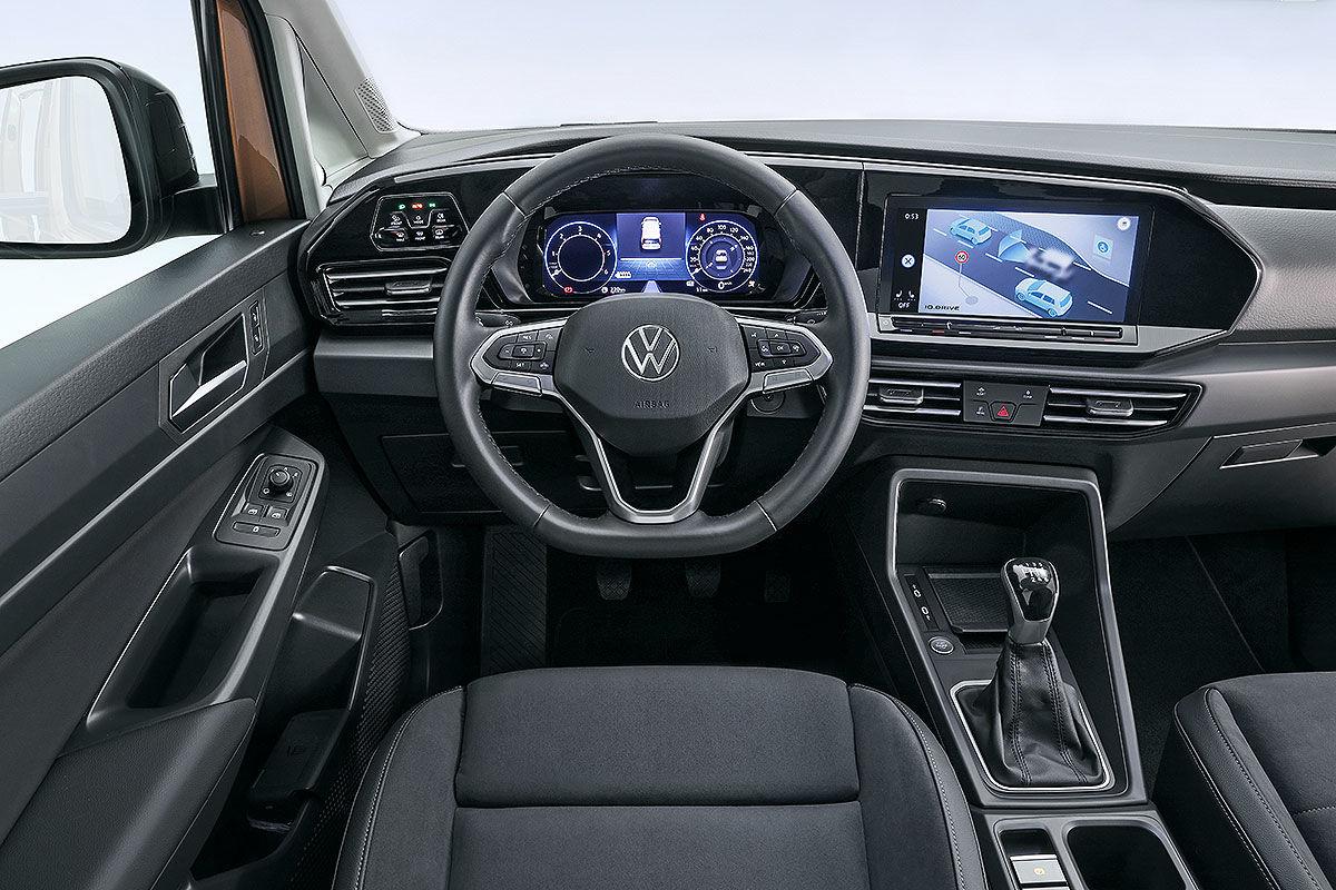 Volkswagen Caddy mKV (2020) 14