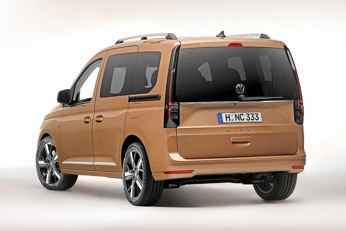 Volkswagen Caddy mKV (2020) 10