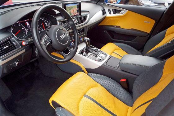 Absolut ausgeflippter Audi A7