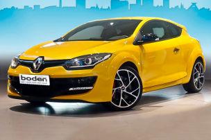 Knallharter Kompaktsportler von Renault