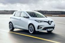 Renault Zoe und zehn weitere günstige E-Autos (BILDplus)