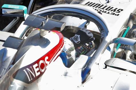 Formel 1: Mercedes mit Lenkrad-Trick - autobild.de