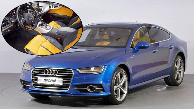 Besonderer Audi A7 zu verkaufen