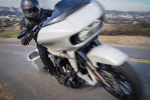 Eine Harley zum Preis eines A4
