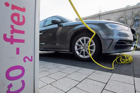 Elektroautos Pro und Kontra
