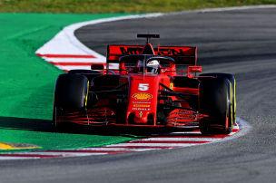 Vettel vergleicht DAS mit Flip-Flops