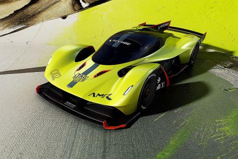 Le Mans Kein Aston Martin Hypercar Klasse Vor Dem Aus Autobild De
