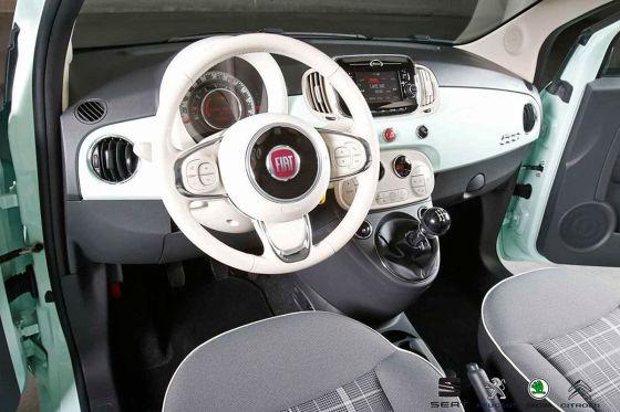 Fiat 500: Preis, Gebrauchtwagen