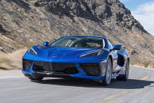 Corvette C8 Stingray: Test, Motor, Preis