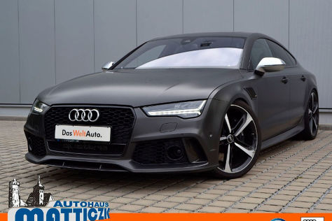Audi RS 7: 700-PS-Gebrauchter mit über 100.000 Euro Wertverlust - autobild.de