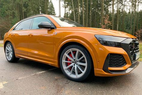 Audi RS Q8 Tuning: MTM Upgrade