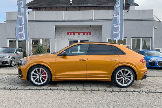MTM macht dem Audi RS Q8 Beine