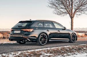 Audi RS 4 mit bis zu 530 PS