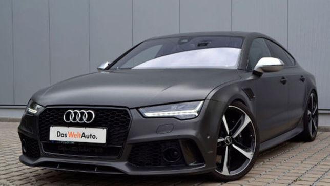 Audi RS 7 über 100.000 Euro unter Neupreis
