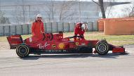 Formel 1: Ferrari bleibt optimistisch