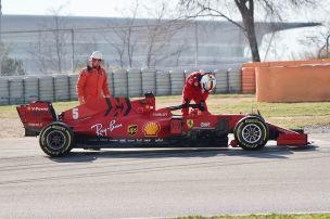 Ferrari findet Ursache f�r Motorschaden