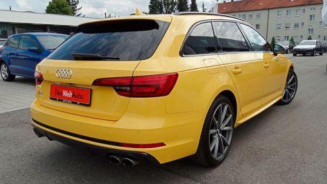 Audi S4 Avant B9: Gebrauchtwagen