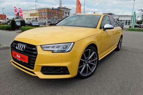 Audi S4 Benziner als Gebrauchtwagen: noch mit echten Endrohren! - autobild.de