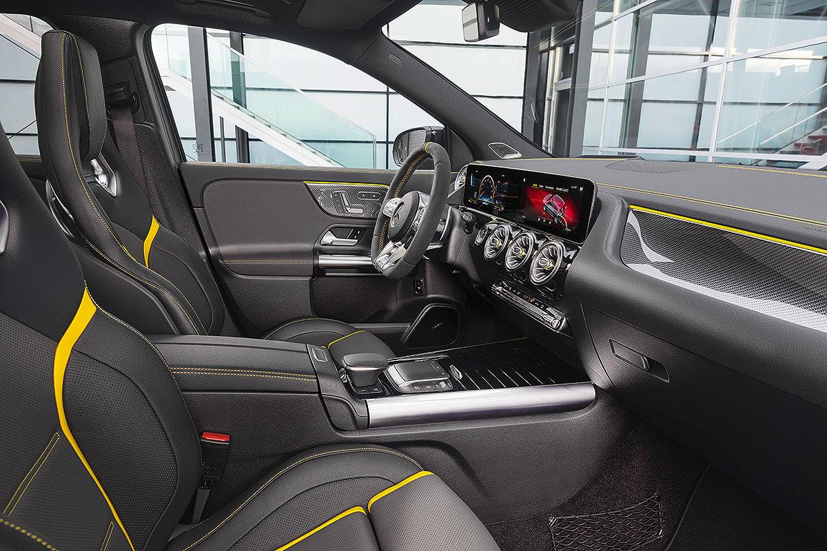 Mercedes-Benz GLA II (2019) 89