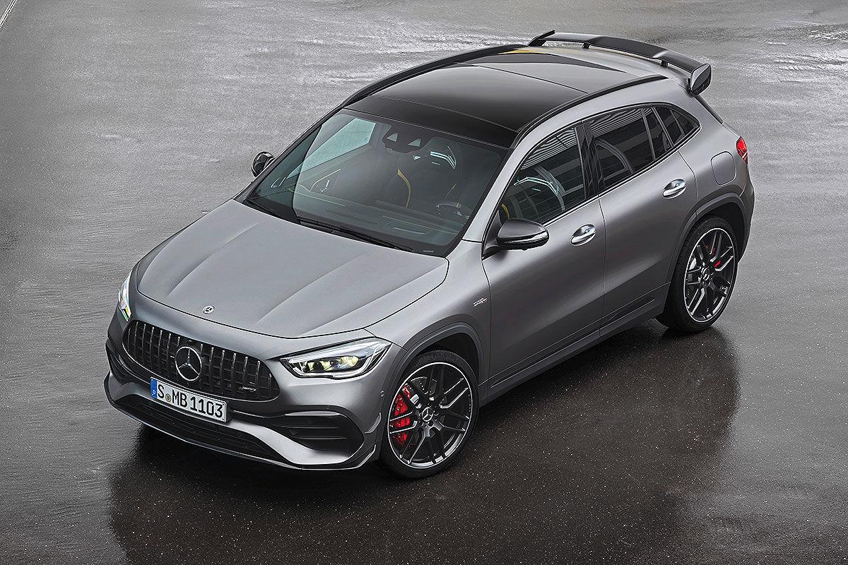 Mercedes-Benz GLA II (2019) 94