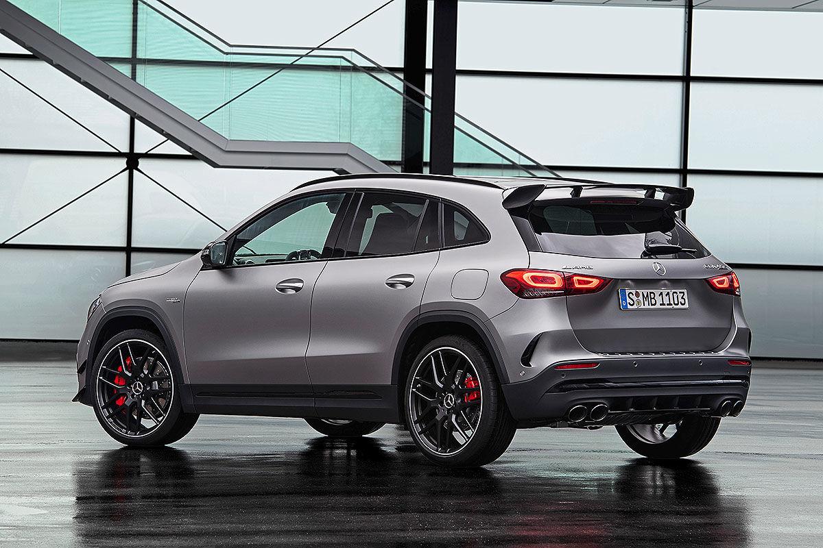 Mercedes-Benz GLA II (2019) 81
