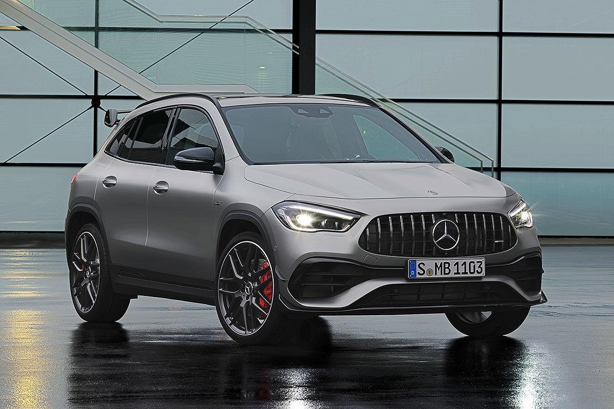 Mercedes-Benz GLA II (2019) 80
