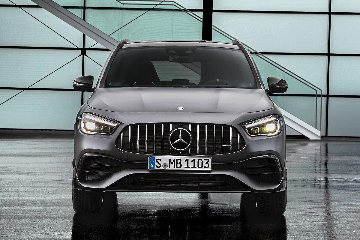 Mercedes-Benz GLA II (2019) 82