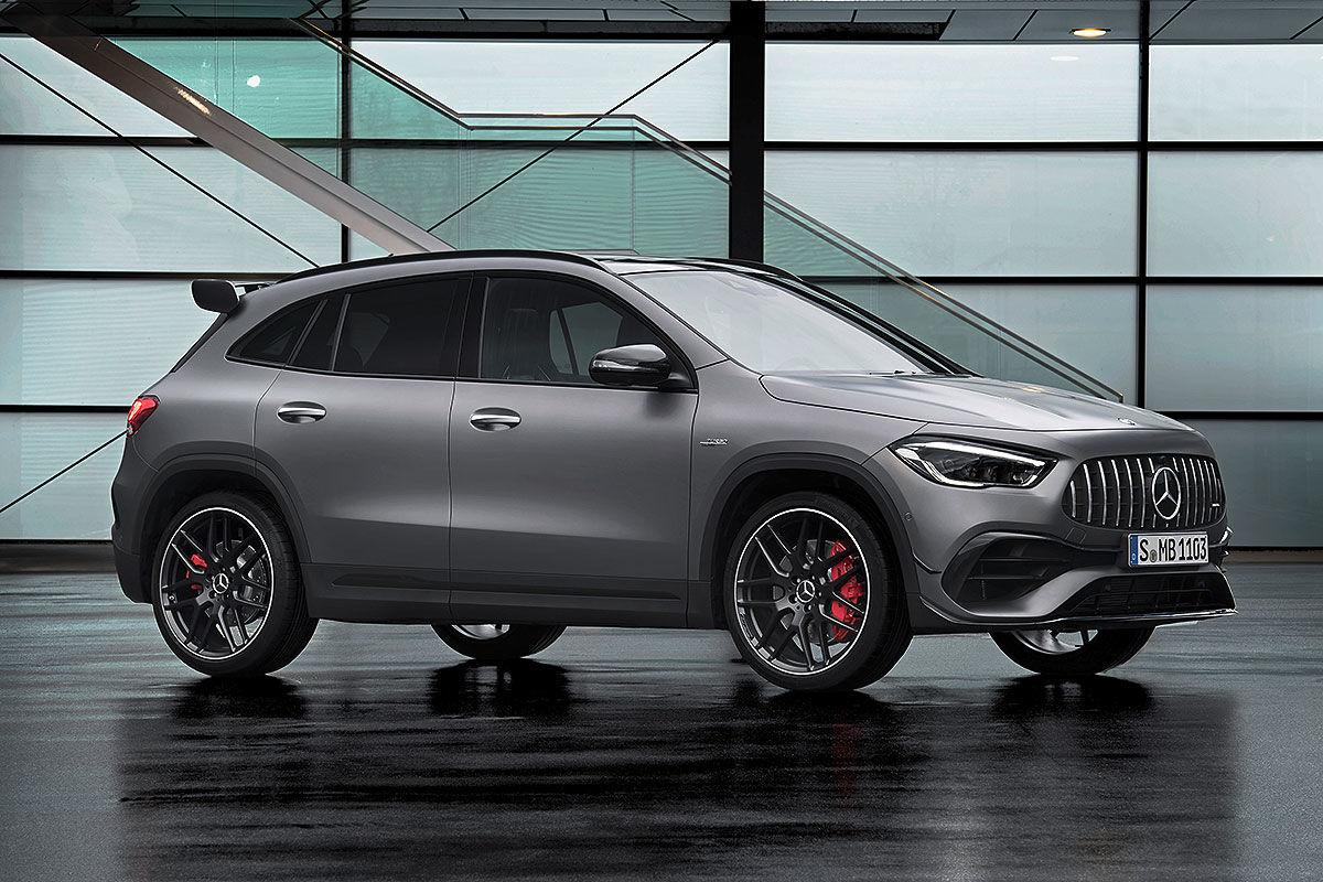 Mercedes-Benz GLA II (2019) 83