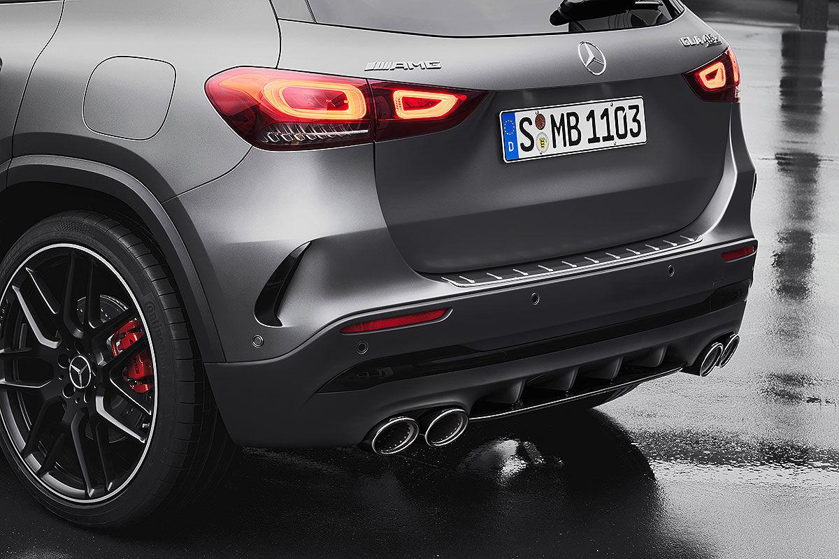 Mercedes-Benz GLA II (2019) 85