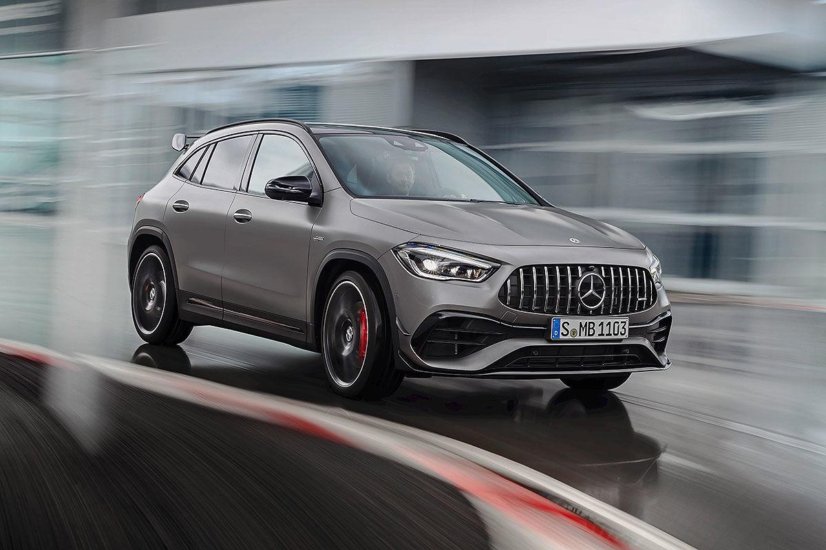 Mercedes-Benz GLA II (2019) 91