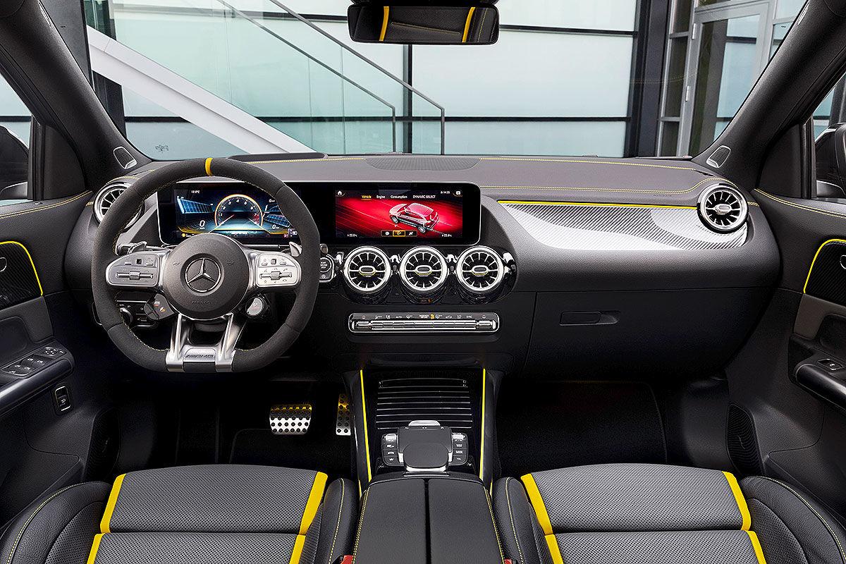Mercedes-Benz GLA II (2019) 88