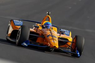 IndyCar: Alonso startet wieder beim Indy 500