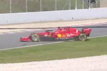 Formel 1: Start in zweite Testwoche