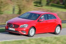 Mercedes A 180 (W 176): Gebrauchtwagen