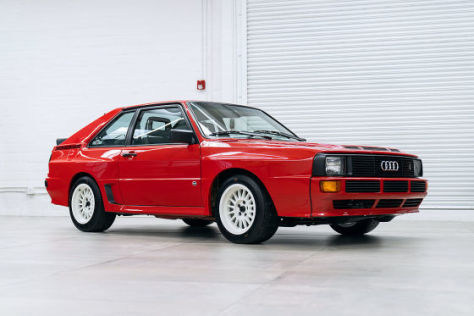 Ist dieser Audi eine halbe Million Euro wert?