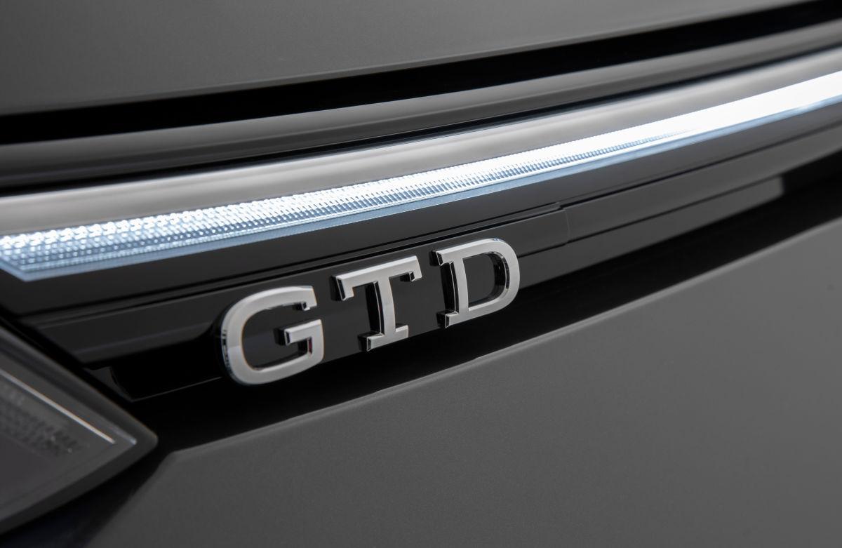 Der neue VW Golf 8 GTD