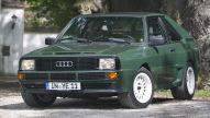 Seltener Audi Sport quattro