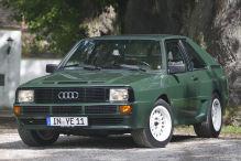 Sport-Audi mit Allrad
