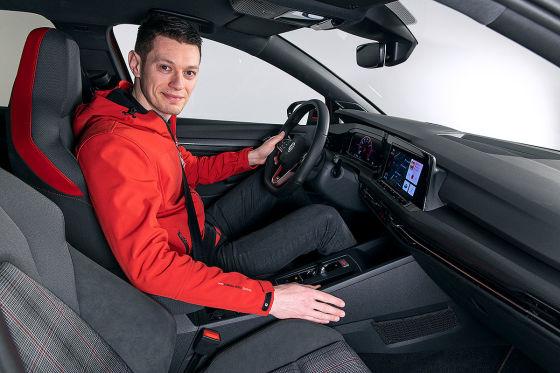 Das ist der neue Golf GTI