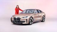 BMW Concept i4 (2020): Sitzprobe