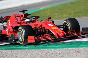Ferrari fl�chtet sich in Floskeln