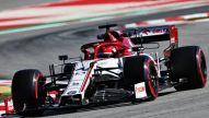 Formel 1: Kubica mit Bestzeit