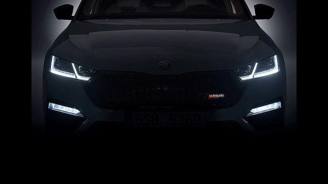 Skoda Octavia RS (2020)