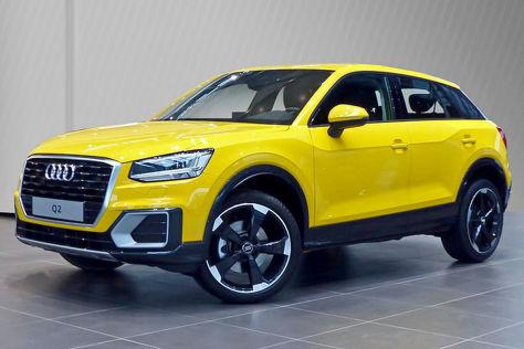 Audi Q2: Gebrauchtwagen, Diesel, Preis